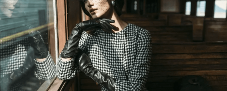 Современные платья в стиле Шанель