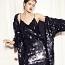 Фееричные платья с пайетками: фасоны и примеры