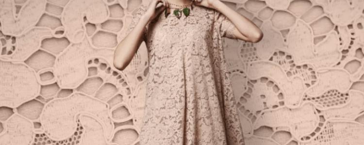 Платья из кружева: всё, что необходимо знать о женской роскоши