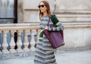 Мир в полосочку: какие бывают платья в полоску и что в моде сегодня?