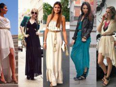 Платье в греческом стиле — фото и фасоны. С чем носить — аксессуары, обувь, украшения, прически и другие детали