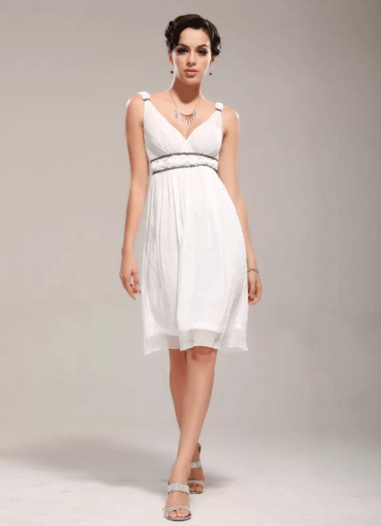 греческое платье из шифона