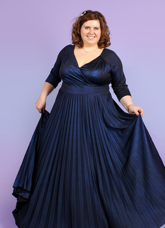 Платье для мамы на свадьбу с фигурой груша