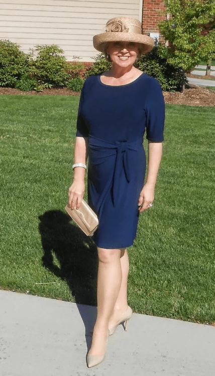 нежаркое платье на свадьбу для мамы