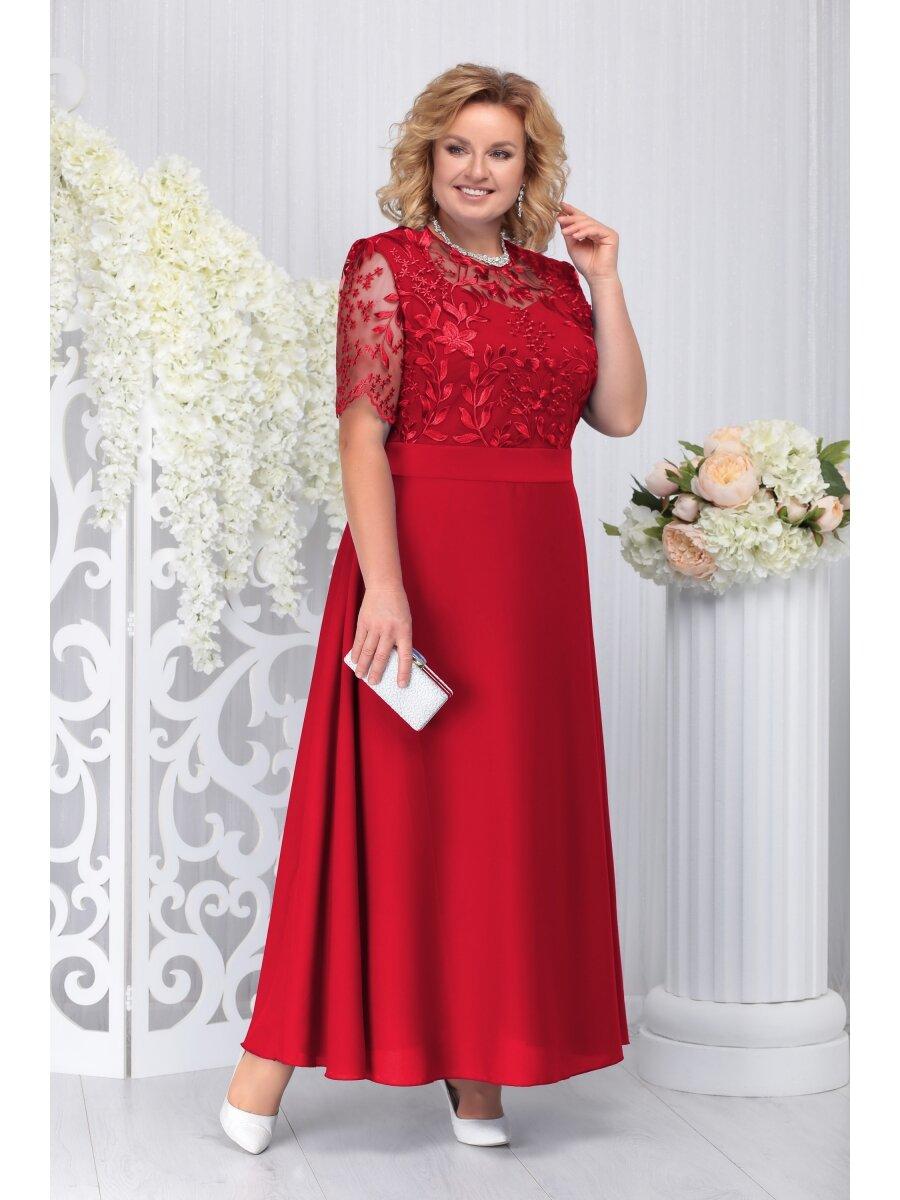 длинное красное платье на свадьбу для мамы