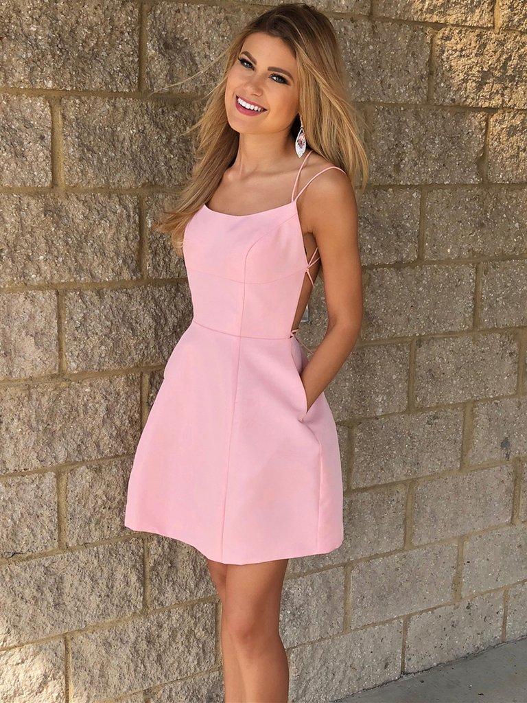 миним платье