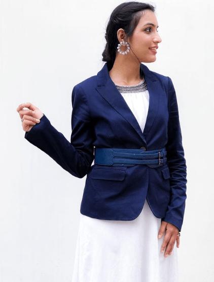 украшения к платью с пиджаком