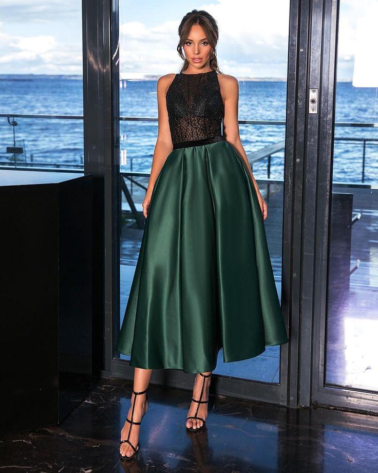 вечернее платье роскошное