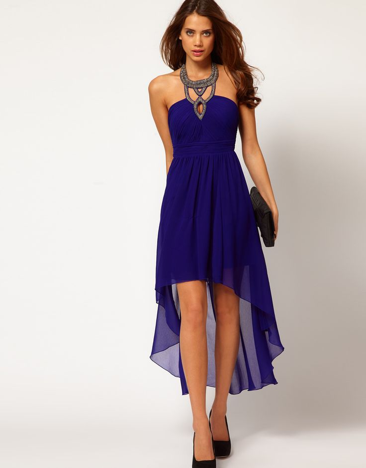 нарядное платье маллет