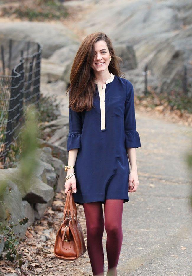 платье с планкой