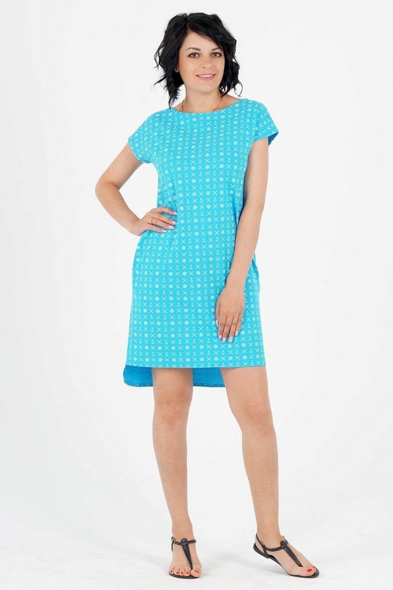 платье с босоножками