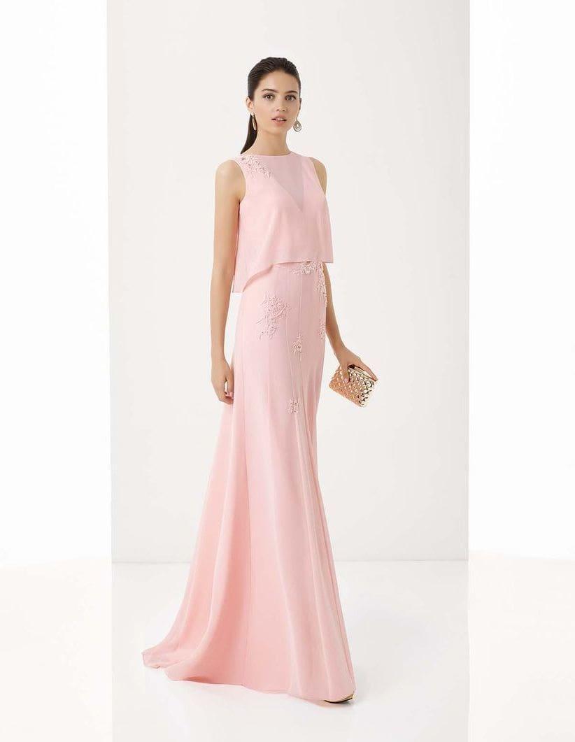 красивое платье для беременной