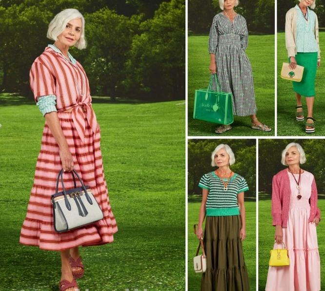 Как выглядеть модно после 60 лет